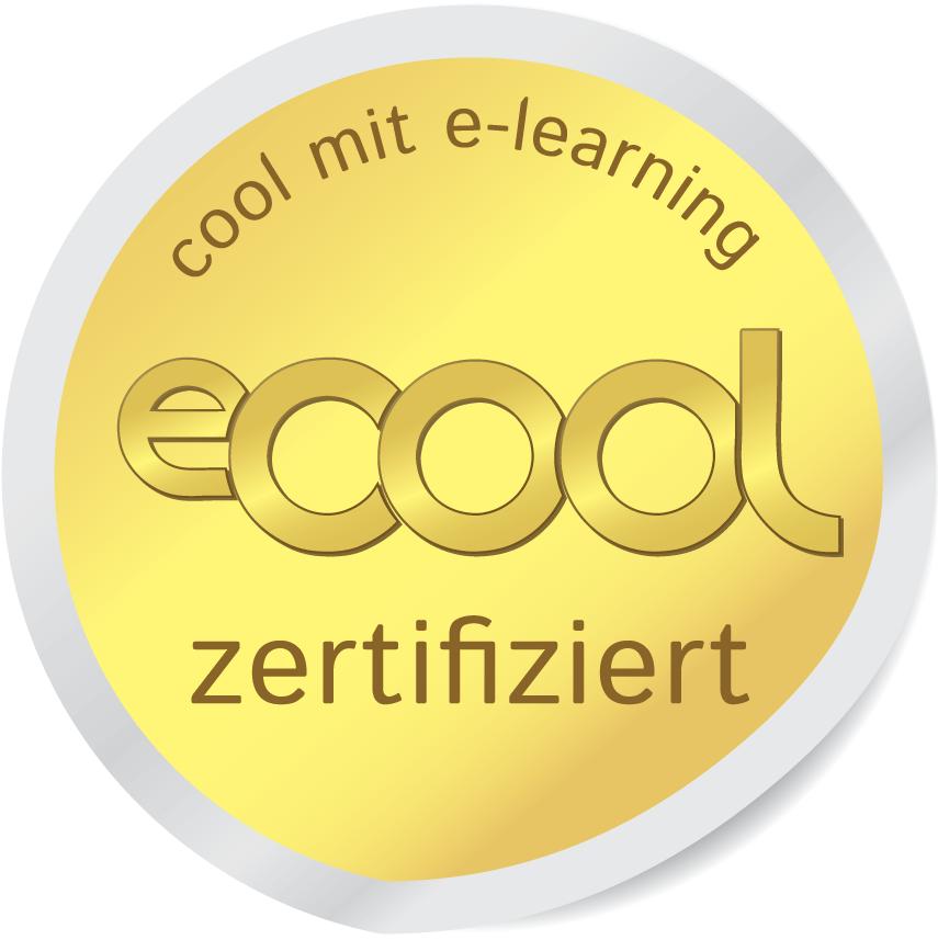 Zertifikat eCool